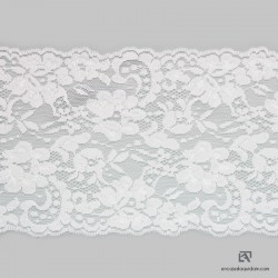 2013 Scaloped polyamide lace