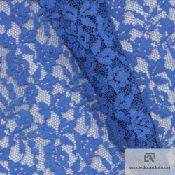 5853-160 All over lace - Cotton-Polyester