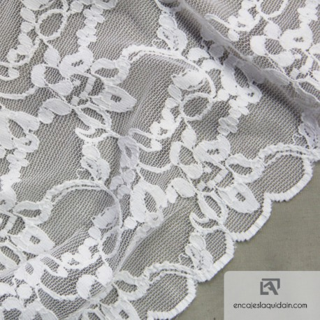 3840-150 All over lace - Stretch