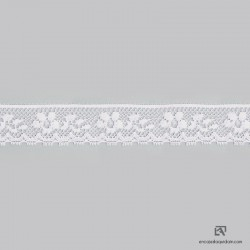 4013 Cotton-polyamide lace