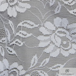 850-160 All over lace polyamide