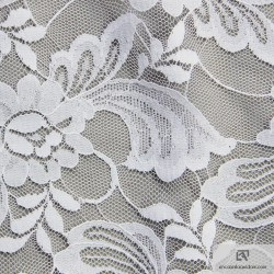 854-160 All over lace - Polyamide