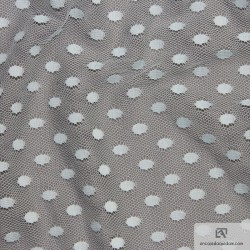 8801-150 All over lace Polka dot