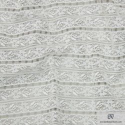 B1016 All over lace polyamide