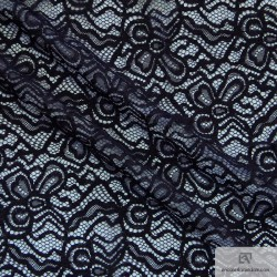 9801-155 All over lace polyamide