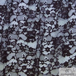 9003 Scalloped lace Jacquard
