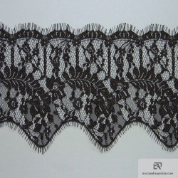 9002OR Scalloped lace Jacquard