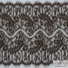 9002-2OR Scaloped lace Jacquard