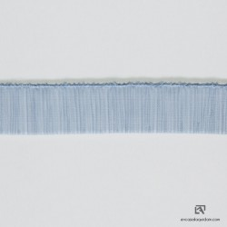 BAMBAM-5 Accessoire en tulle plissée