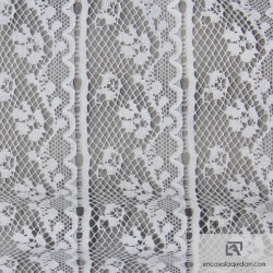 B6007 All over lace polyamide
