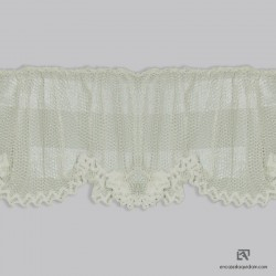 132 Accessory of tulle